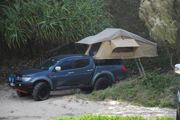 Kwyjibo S Mitsubishi Triton My09 Glx R
